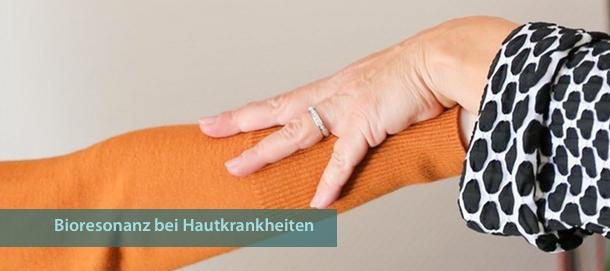 Bioresonanz bei Hauterkrankungen